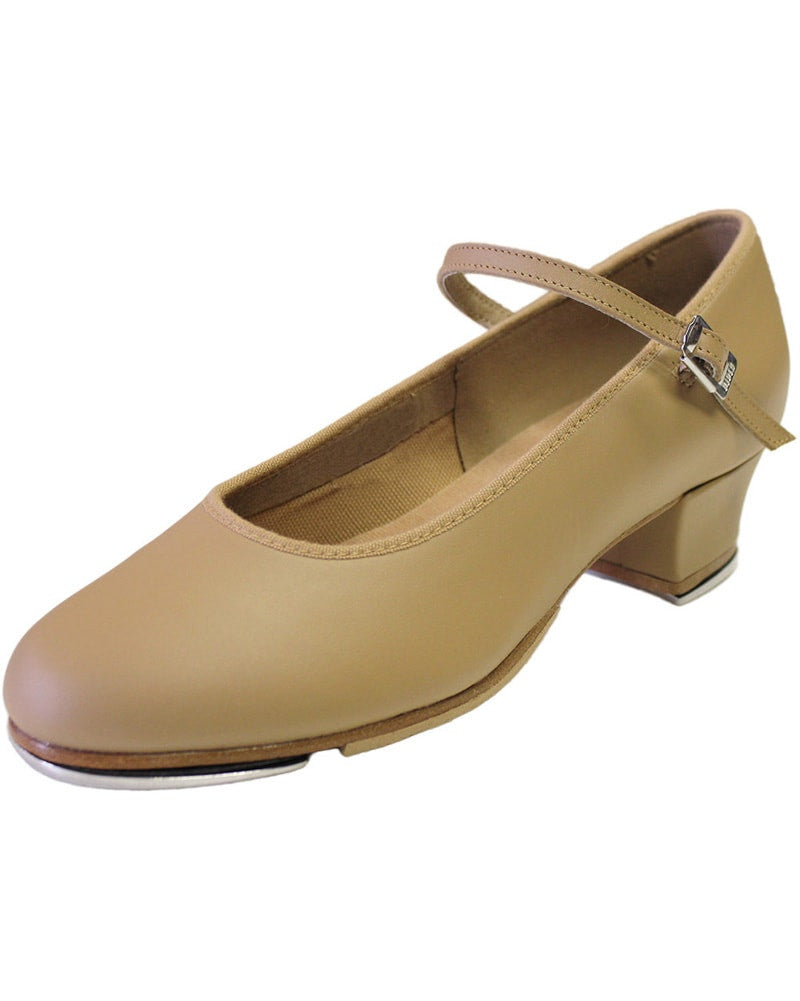 "Bloch S0323L - Showtapper 1 1/4"" Cuban Heel Leather Tap Shoes Womens - Dance Shoes - Tap Shoes - Dancewear Centre Canada"