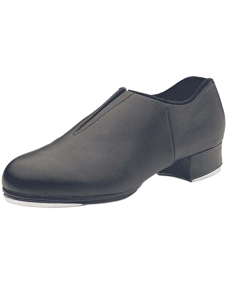 Bloch S0389L - Tap Flex Slip On Leather Split Sole Tap Shoes Womens/Mens