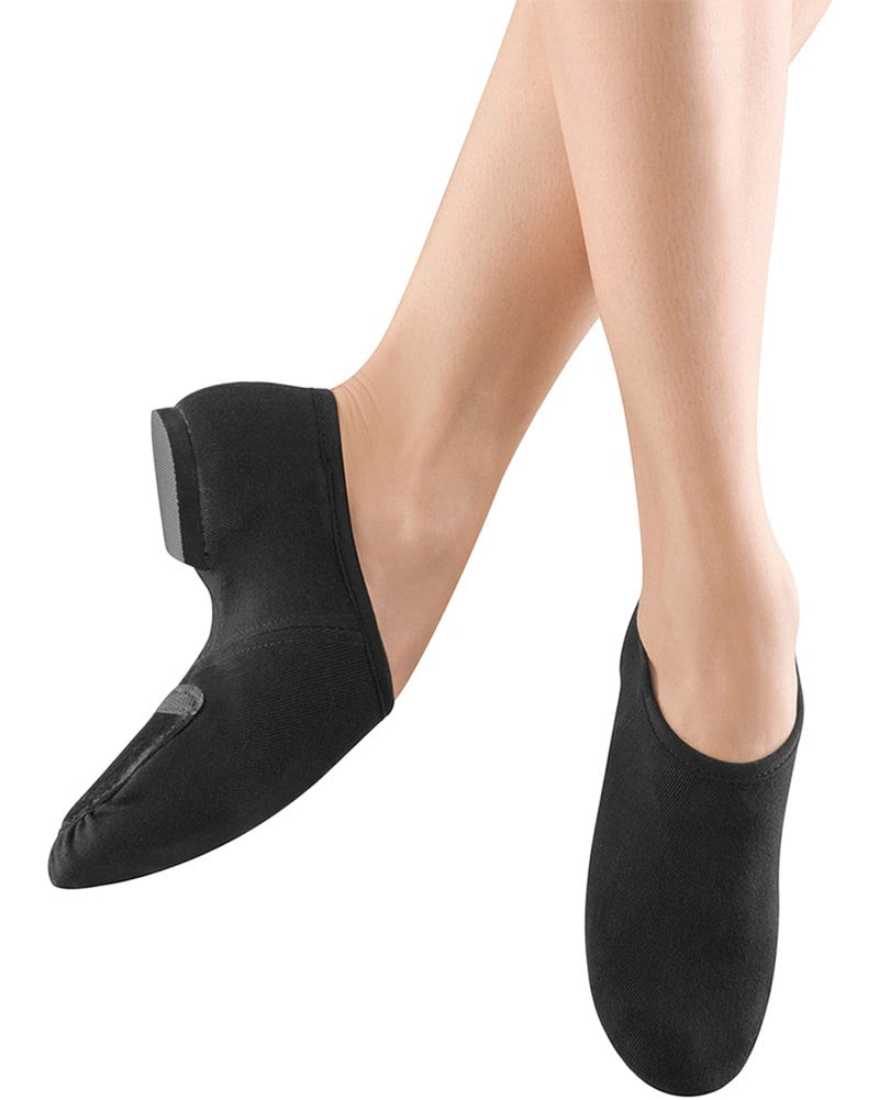 Bloch S0473G - Phantom Stretch Canvas Slip On Jazz Shoes Girls/Boys - Dance Shoes - Jazz Shoes - Dancewear Centre Canada