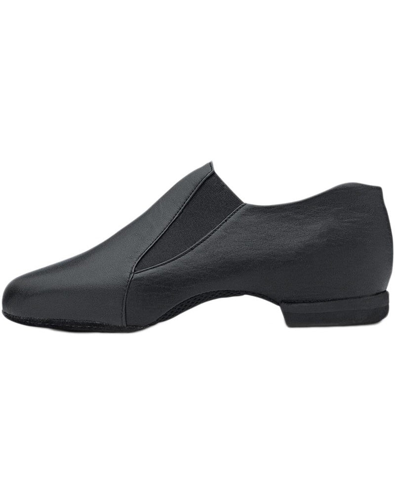 Bloch S0481L - Enduro Tech Boot Slip On Leather Jazz Shoes Womens/Mens - Dance Shoes - Jazz Shoes - Dancewear Centre Canada