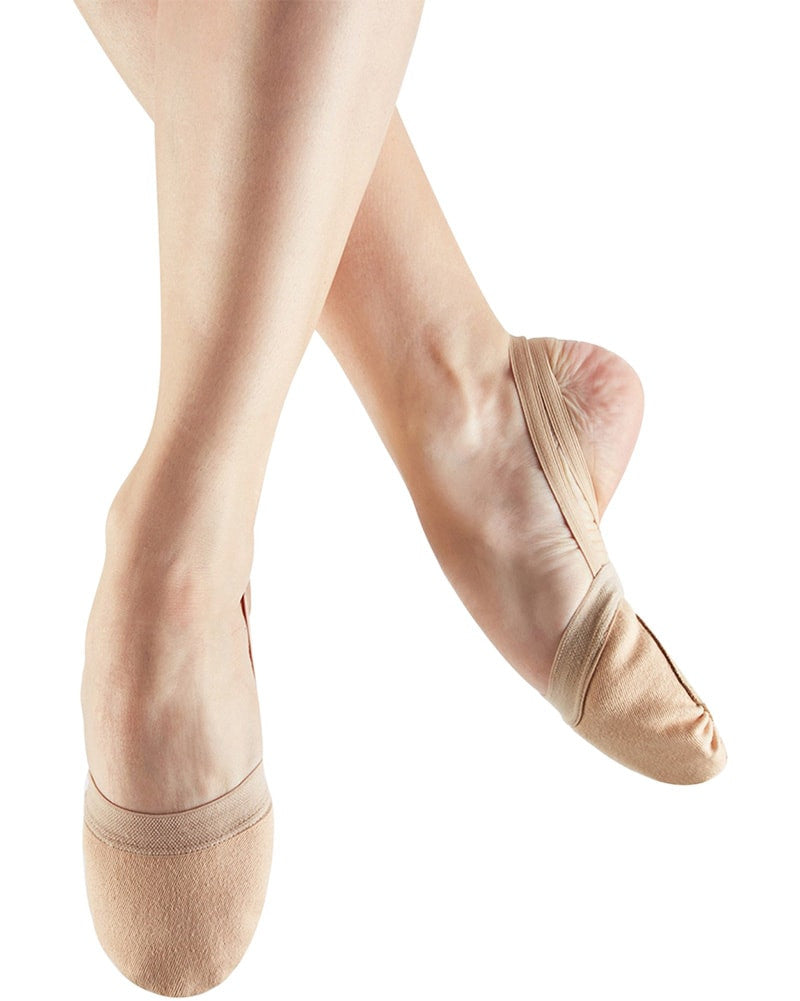 Bloch Spin II Canvas Turning Dance Shoes - S0639L Womens/Mens - Dance Shoes - Acro & Modern Shoes - Dancewear Centre Canada