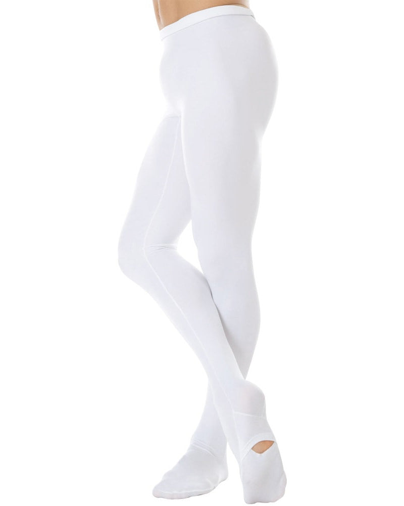 Body Wrappers M92 - No Seam Convertible Dance Tights Mens