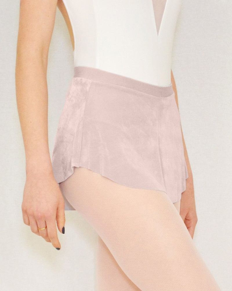 Bullet Pointe Pull On Classical Ballet Skirt - Womens - Blush Haze - Dancewear - Skirts - Dancewear Centre Canada