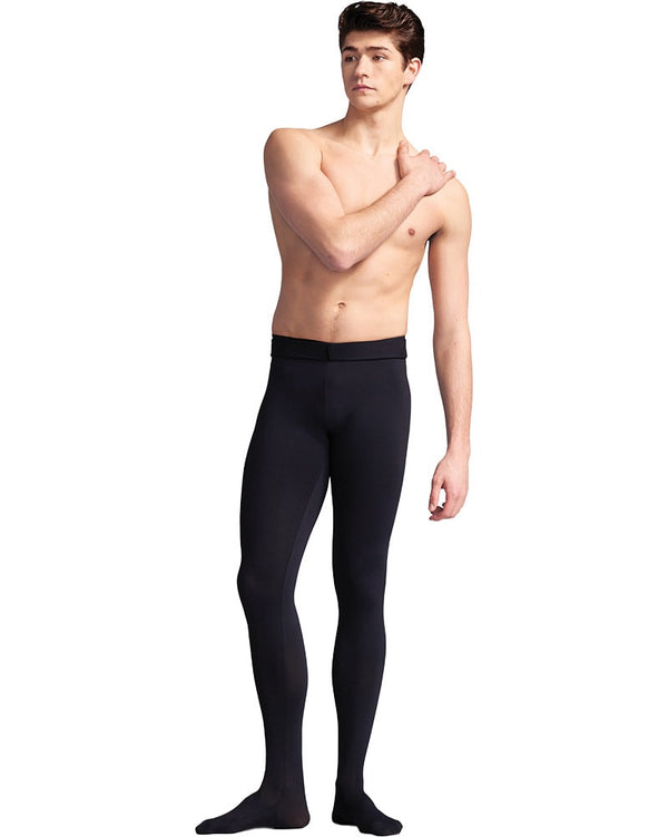 Capezio 10361B - Footed Tactel Dance Tights Boys - Dance Tights - Mens & Boys Tights - Dancewear Centre Canada