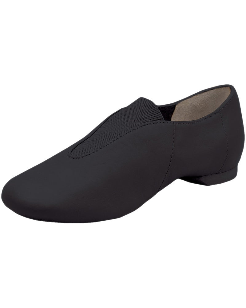 Capezio Show Stopper Leather Slip On Jazz Shoes - CP05 Womens/Mens