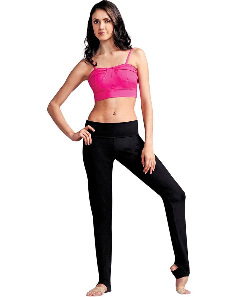 Capezio TB205W - High Waist Stirrup Dance Leggings Womens