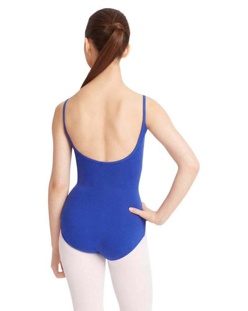 Capezio Classic Princess Seamed Camisole Leotard - CC101 Womens - Dancewear - Bodysuits & Leotards - Dancewear Centre Canada