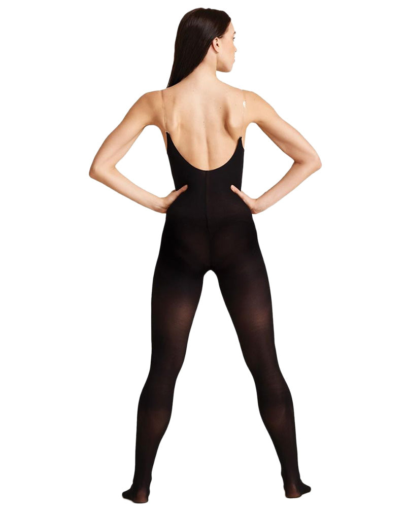 Capezio Convertible Strap Body Dance Tights - 1811W Womens - Dance Tights - Full Body Tights - Dancewear Centre Canada