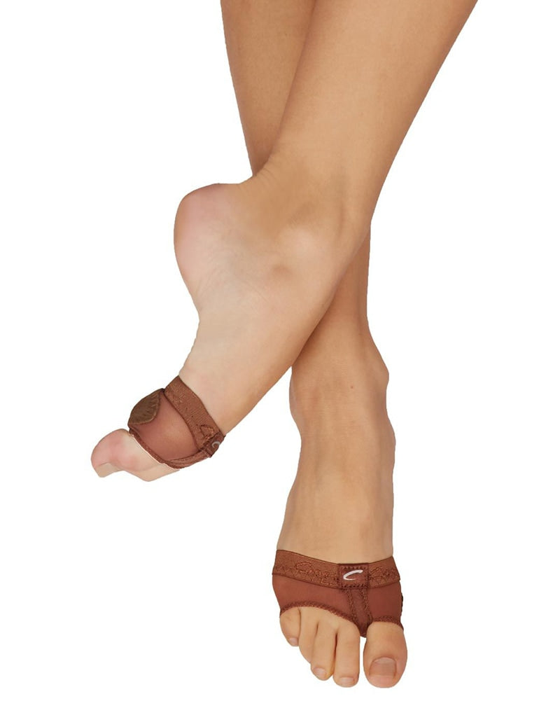 Capezio Footundeez Turning Dance Shoes - H07 Womens/Mens - Dance Shoes - Acro & Modern Shoes - Dancewear Centre Canada
