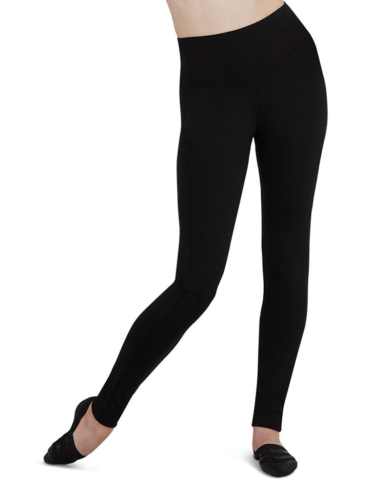 Capezio High Waist Dance Leggings - TB204W Womens - Dancewear - Bottoms - Dancewear Centre Canada