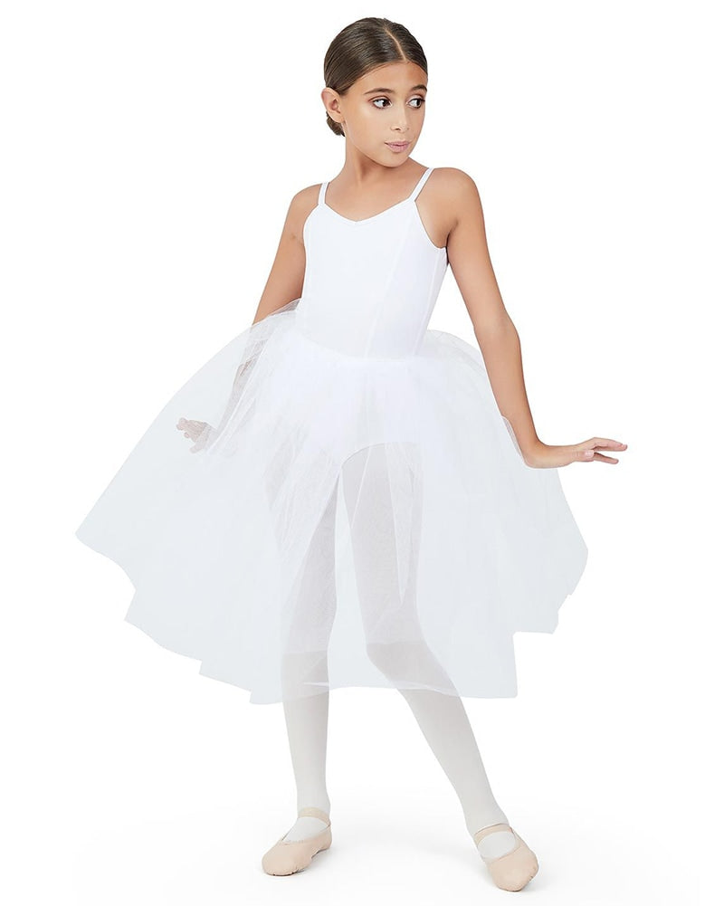 "Capezio Romantic Tutu 20"" Length - 9830C Girls - Dancewear - Tutus - Dancewear Centre Canada"