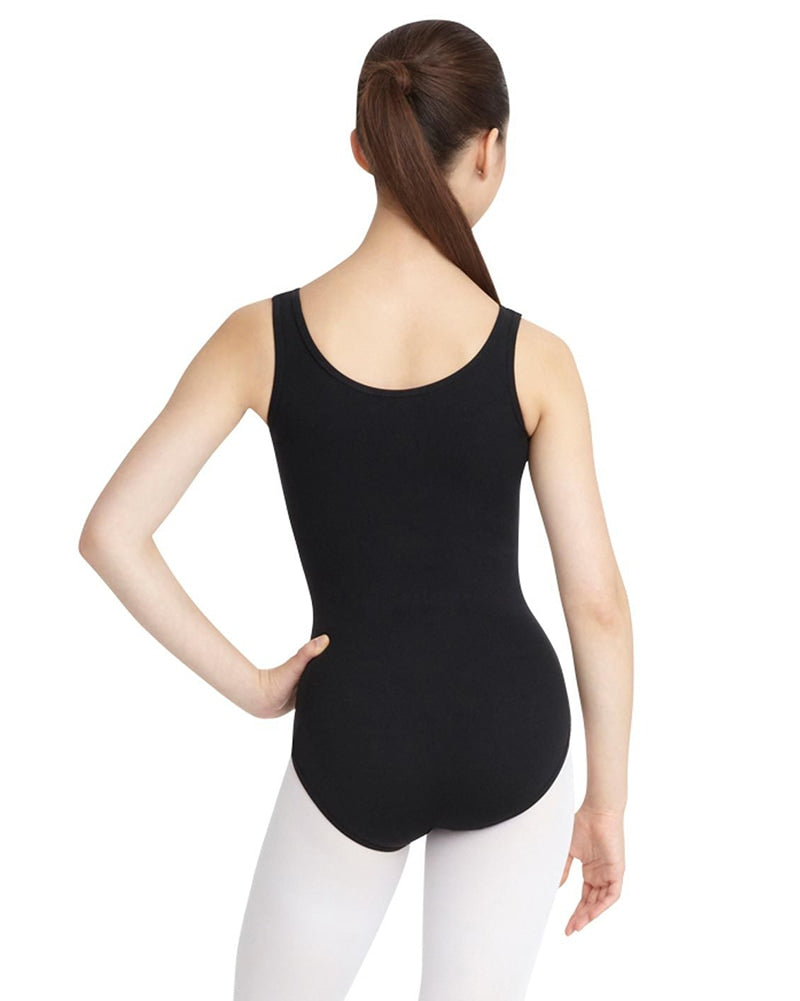 Capezio Team Basic Classic Tank Leotard - TB142 Womens - Dancewear - Bodysuits & Leotards - Dancewear Centre Canada