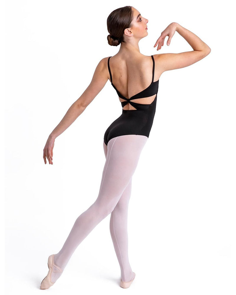 Capezio Twist Back Camisole Leotard - MC102 Womens - Dancewear - Bodysuits & Leotards - Dancewear Centre Canada