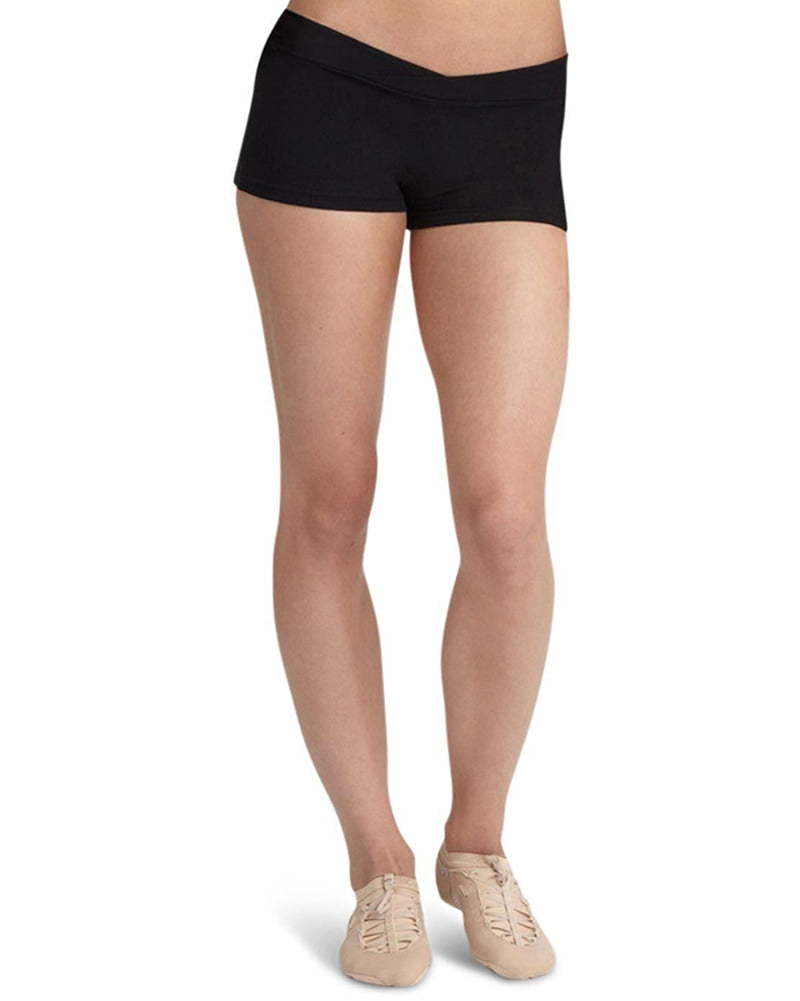 Capezio V-Waist Cotton Boy Dance Shorts - CC600C Girls