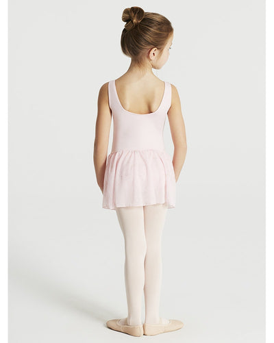 Capezio 11309C - Pinch Front Tank Ballet Dress Girls - Dancewear - Dresses - Dancewear Centre Canada