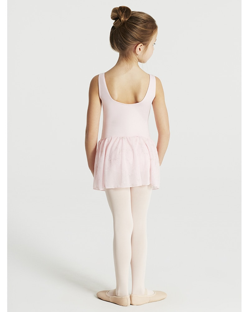 Capezio 11309C - Pinch Front Tank Ballet Dress Girls