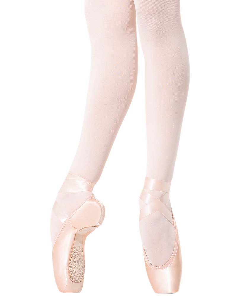 Capezio Donatella Pointe Shoes - Tapered Box 3 Shank - 1139W Womens - Dance Shoes - Pointe Shoes - Dancewear Centre Canada