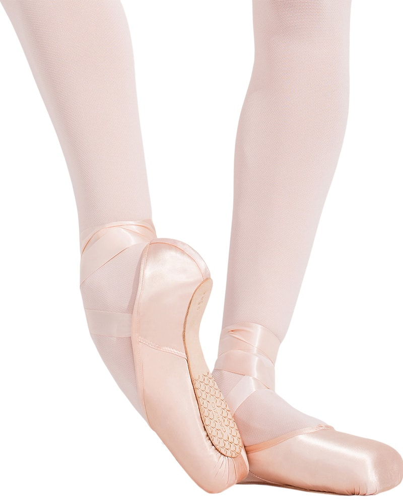 Capezio Ava Pointe Shoes - Broad Box 2.5 Shank - 1142W Womens - Dance Shoes - Pointe Shoes - Dancewear Centre Canada
