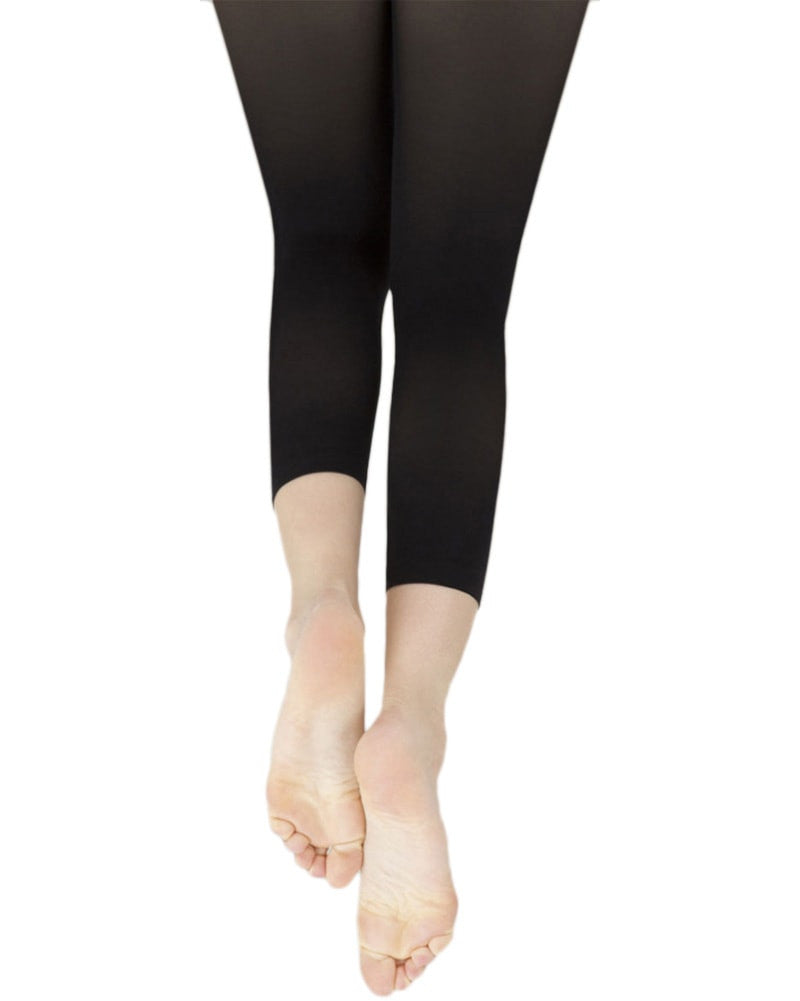 Capezio Ultra Soft Hip Rider Capri Dance Tights - 1870C Girls - Dance Tights - Capri Tights - Dancewear Centre Canada