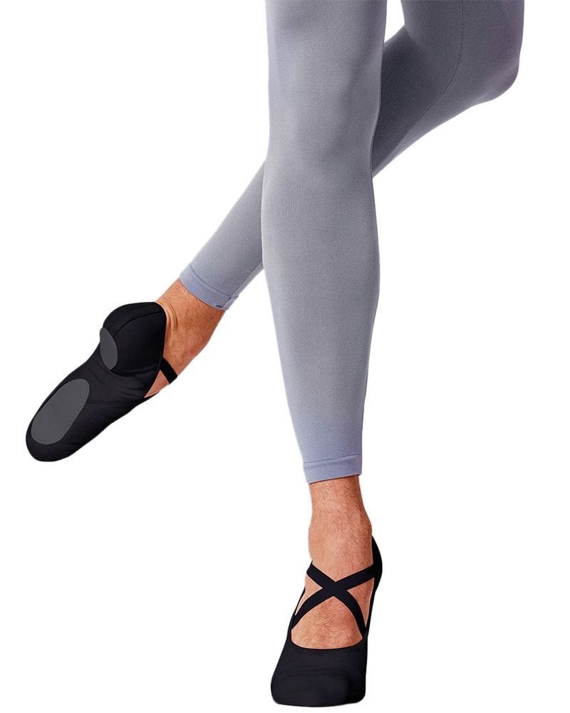 Capezio Romeo Leather Split Sole Ballet Slippers - 2020 Mens - Dance Shoes - Ballet Slippers - Dancewear Centre Canada