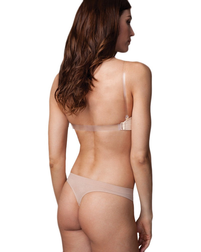 Capezio Seamless Low Rise Thong Undergarment - 3678 Womens