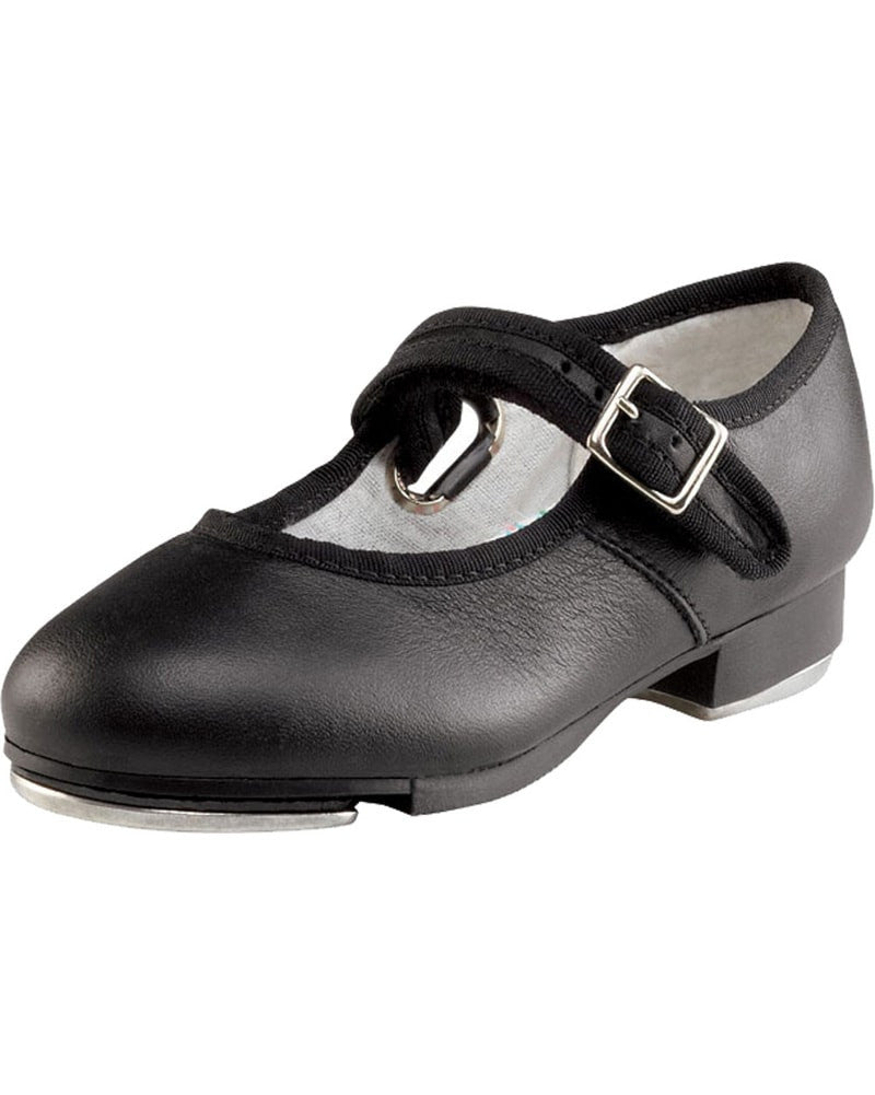 4d2ab1900f12 Capezio 3800C - Mary Jane Leather Buckle Strap Tap Shoes Girls - Dance Shoes  - Tap
