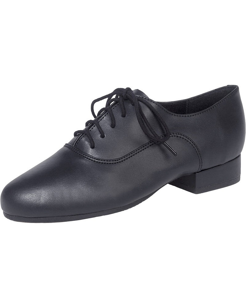 Capezio Overture Oxford Character Shoes - 446 Mens - Dance Shoes - Character & Musical Theatre Shoes - Dancewear Centre Canada