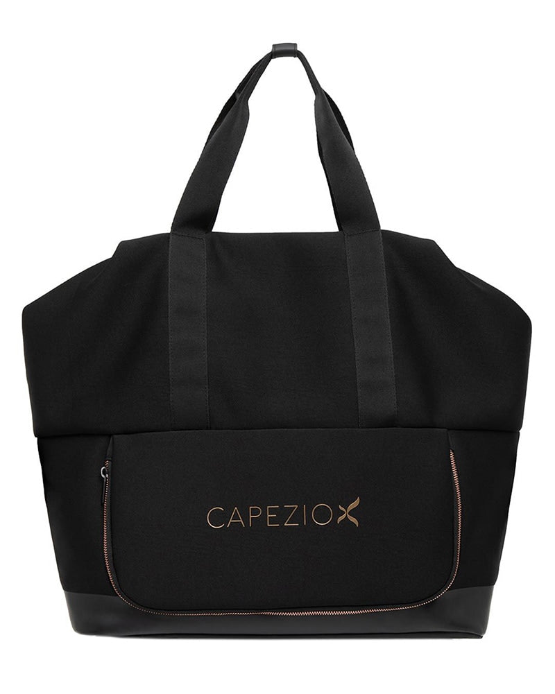 Capezio Signature Tote Dance Bag - B223 - Black - Accessories - Dance Bags - Dancewear Centre Canada
