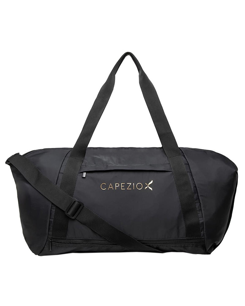Capezio Ballet Squad Dance Duffle Bag - B229 - Black - Accessories - Dance Bags - Dancewear Centre Canada