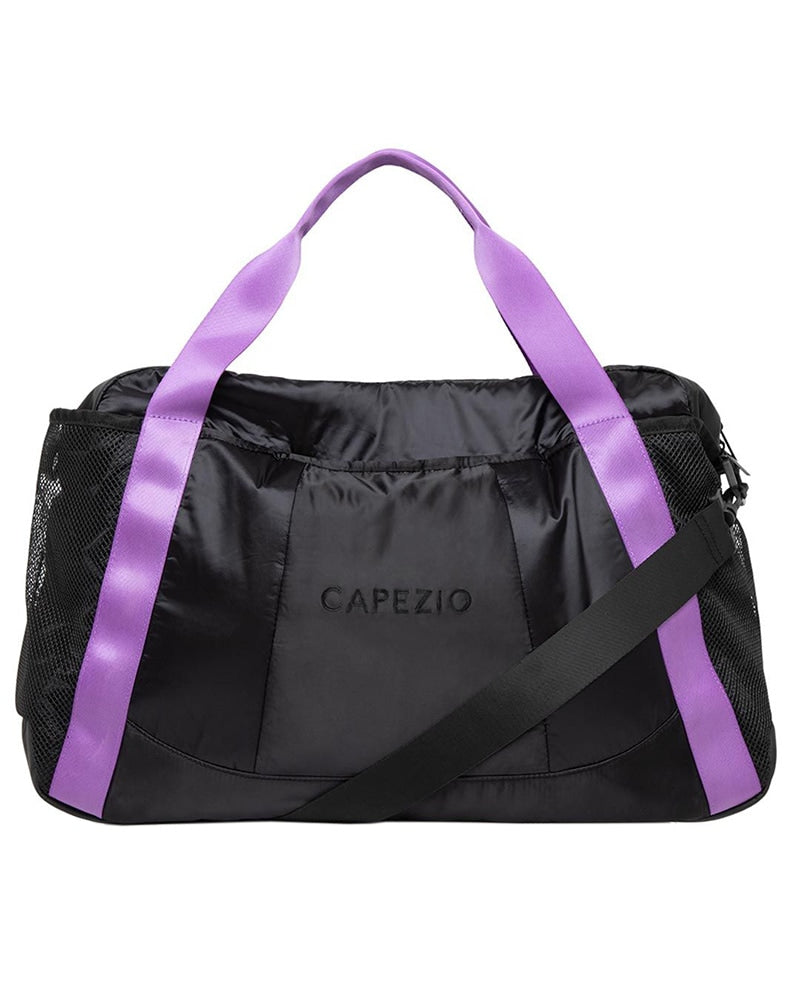 Capezio Motivational Dance Bag - B230 - Purple - Accessories - Dance Bags - Dancewear Centre Canada
