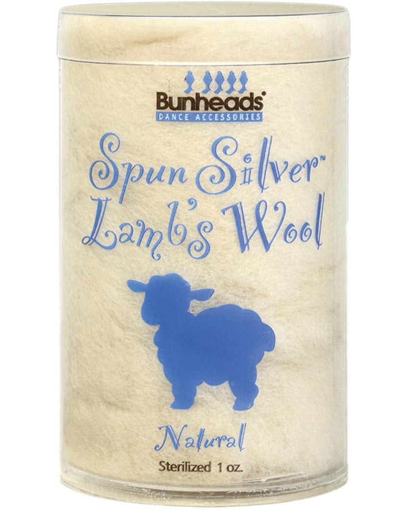 Capezio Bunheads Spun Lambs Wool - BH400 - Natural