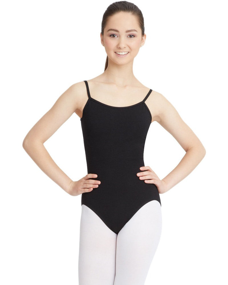 Capezio Classic Adjustable Strap Camisole Leotard - CC100 Womens