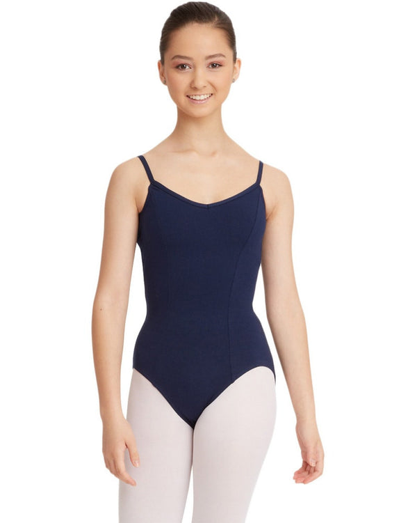 Capezio CC101C - Classic Princess Seamed Camisole Leotard Girls - Dancewear - Bodysuits & Leotards - Dancewear Centre Canada