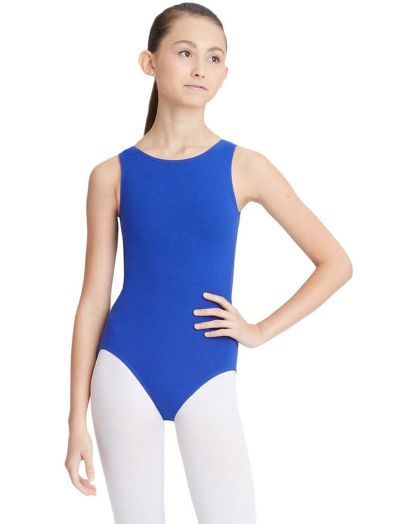 Capezio CC201 - Classic High Neck Tank Leotard Womens - Dancewear - Bodysuits & Leotards - Dancewear Centre Canada