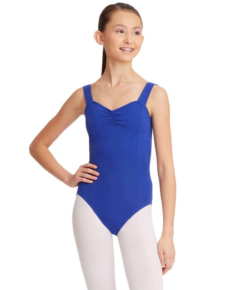 Capezio Classic Princess Tank Leotard - CC202C Girls - Dancewear - Bodysuits & Leotards - Dancewear Centre Canada