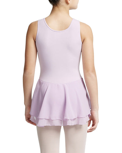 Capezio CC877C - Double Layer Skirt Cotton Tank Ballet Dress Girls - Dancewear - Dresses - Dancewear Centre Canada