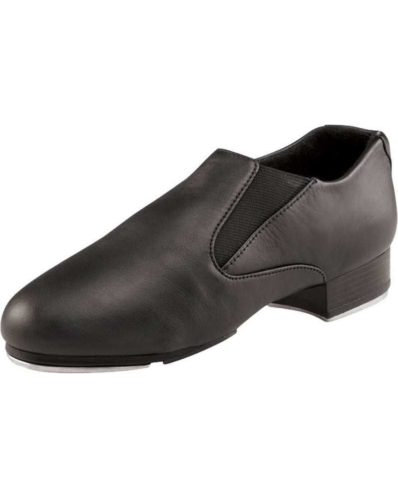 Capezio CG18 - Riff Slip On Leather Split Sole Tap Shoes Womens/Mens - Dance Shoes - Tap Shoes - Dancewear Centre Canada