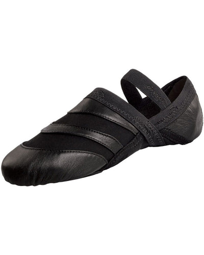 Capezio FF01 - Freeform Leather Slip On Jazz Shoes Womens/Mens - Dance Shoes - Jazz Shoes - Dancewear Centre Canada