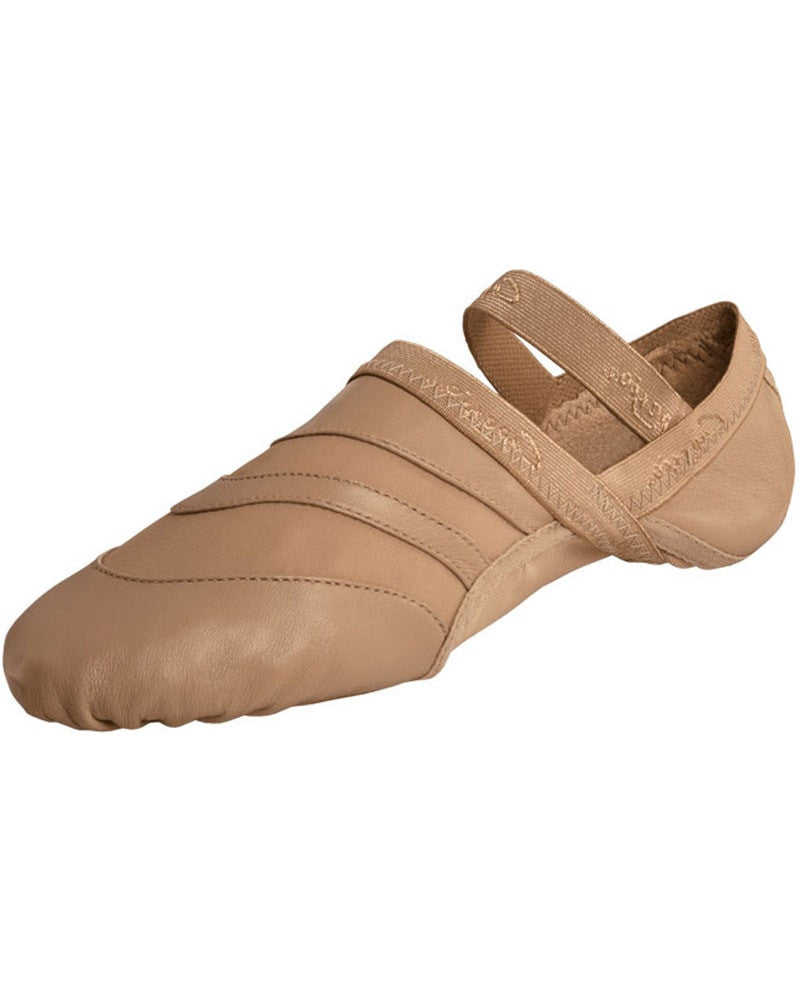 Capezio Freeform Leather Slip On Jazz Shoes - FF01 Womens/Mens