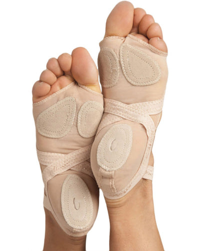 Capezio H07FB - Full Body Footundeez Turning Dance Shoes Womens/Mens - Dance Shoes - Acro & Modern Shoes - Dancewear Centre Canada