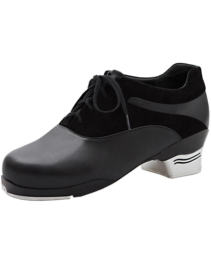 Capezio Tap Sonic Build Up Oxford Tap Shoes - K542 Womens/Mens