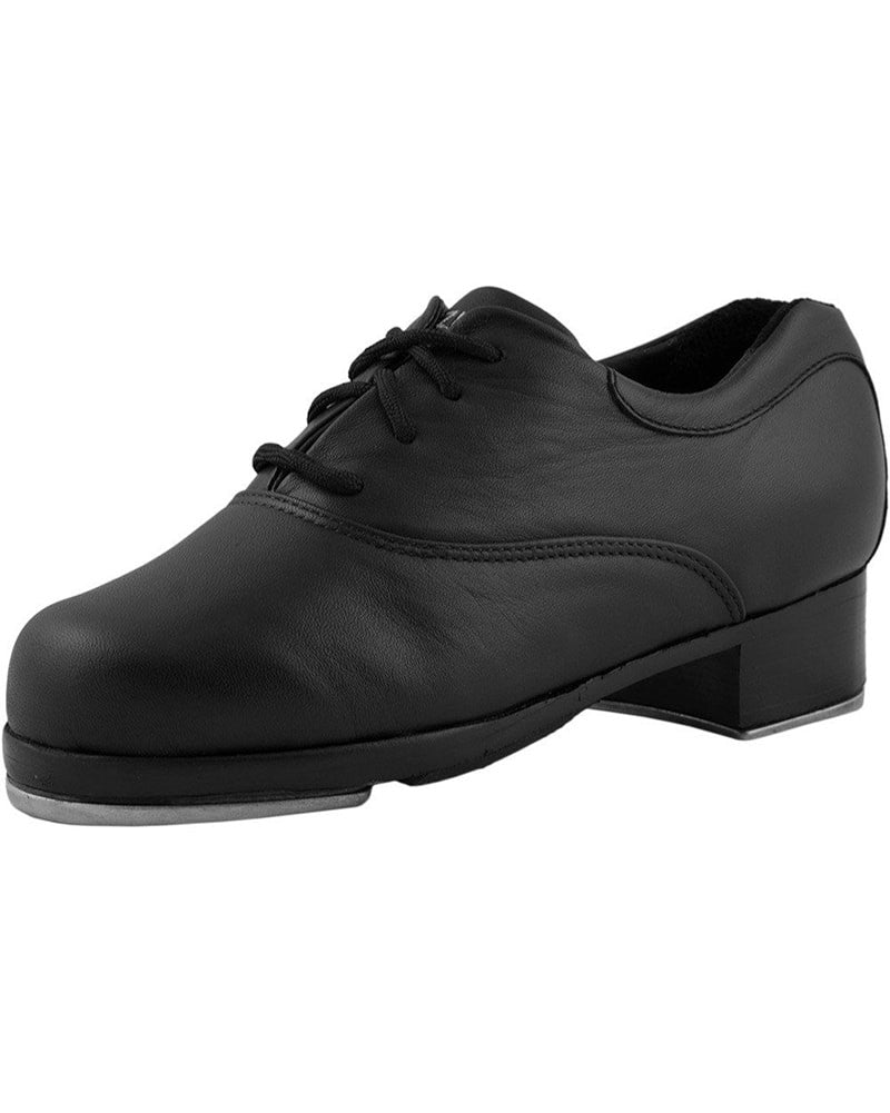 Capezio K543 - Classic Build Up Leather Oxford Tap Shoes Womens/Mens - Dance Shoes - Tap Shoes - Dancewear Centre Canada