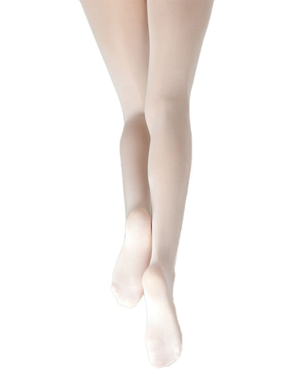 Capezio N14 Womens - Hold & Stretch Footed Dance Tights - Dance Tights - Footed Tights - Dancewear Centre Canada