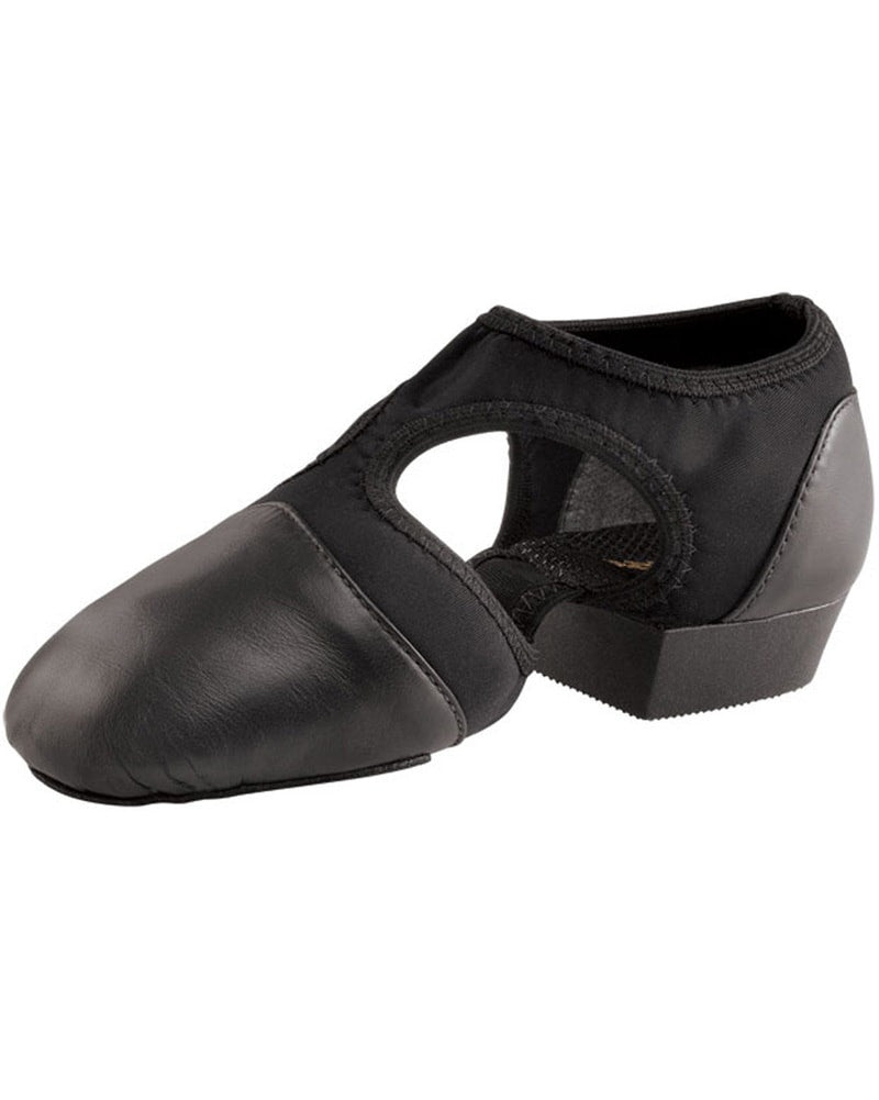 Capezio PP323 - Pedini Femme Slip On Leather Jazz Teaching Shoes  Womens