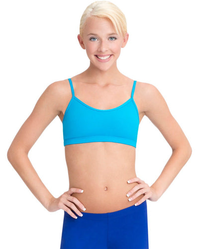 Capezio Team Basic Camisole Bra Top - TB102C Girls - Dancewear - Tops - Dancewear Centre Canada