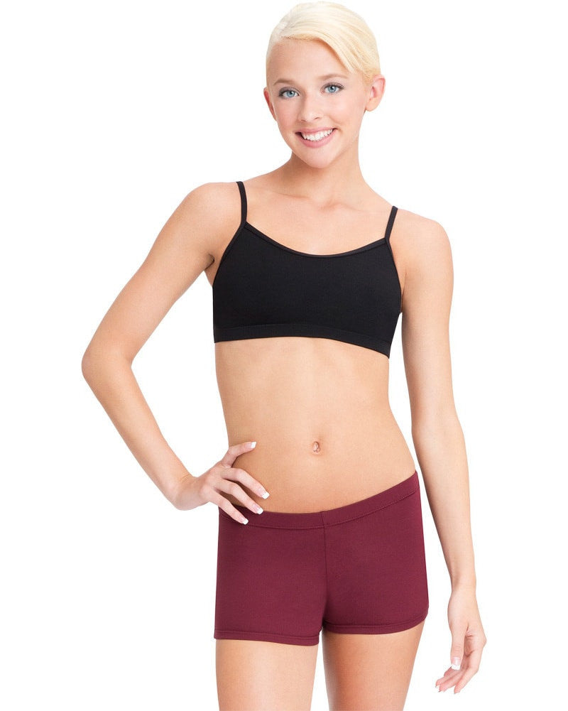 Capezio Team Basic Camisole Bra Top - TB102 Womens - Dancewear - Tops - Dancewear Centre Canada