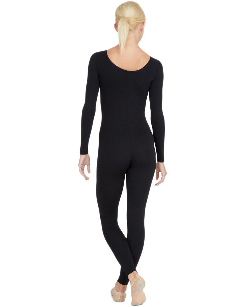 Capezio Team Basic Long Sleeve Unitard - TB114 Womens - Dancewear - Bodysuits & Leotards - Dancewear Centre Canada
