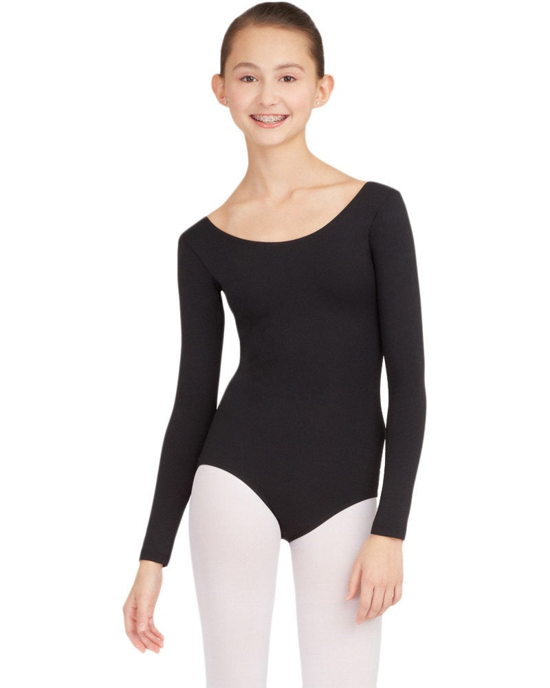 259caa61e5c6 Capezio TB134C - Team Basic Long Sleeve Leotard Girls - Dancewear ...