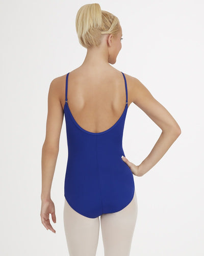 Capezio TB1420 - Adjustable Strap Camisole Leotard Womens - Dancewear - Bodysuits & Leotards - Dancewear Centre Canada