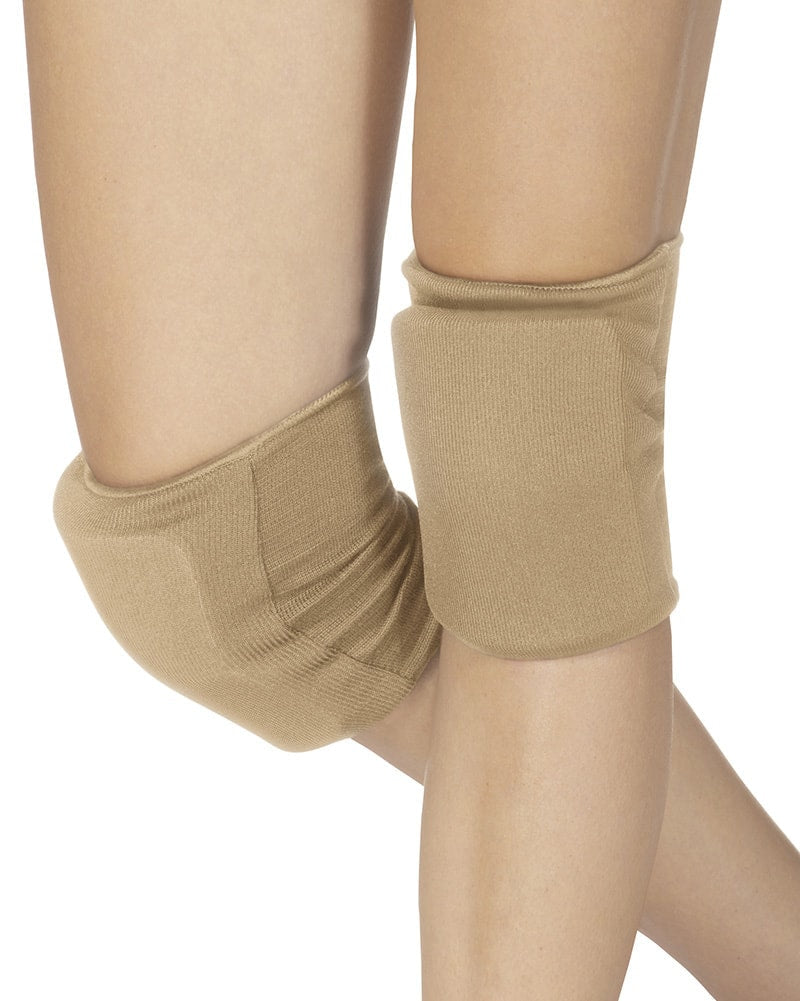 Eurotard Stretch Cushioned Knee Pads - 994 - Accessories - Dance Care - Dancewear Centre Canada